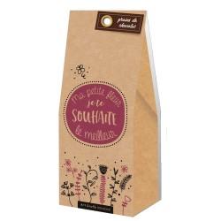 Grains De Chocolat Ma Petite Fleur