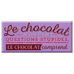 Chocolat Le Chocolat Ne Pose pas De Questions...
