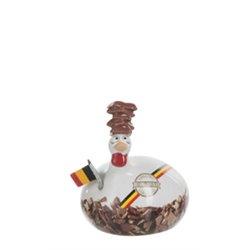 Poule Belge Chocolat (A)