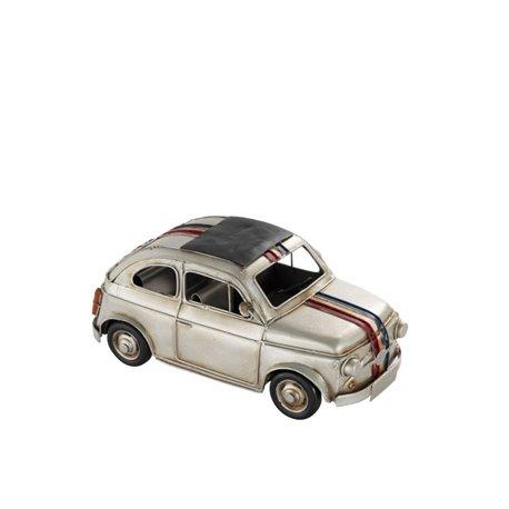 AUTO MARIE METAL GRIS (27x14x12cm)