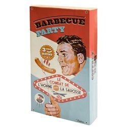 Barbecue combat - Coffret