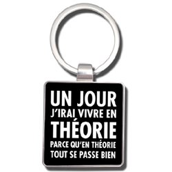 GPC 259 - PORTE CLES MESSAGE