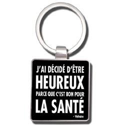 GPC 253- PORTE CLES MESSAGE