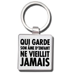 GPC 252- PORTE CLES MESSAGE