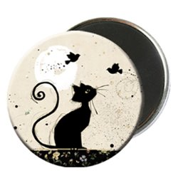 MCH 002- MAGNET ROND CHATS