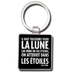 PORTE CLES MESSAGE