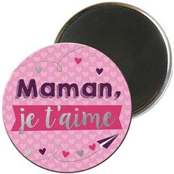 MAGR10J014 - MAGNET ROND COUP DE COEUR