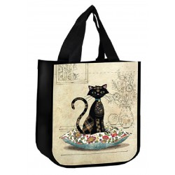 SAC CABAS AMYS CHAT COUSSIN