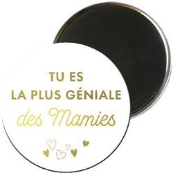MAGRETI121 - MAGNETS RONDS LES ETINCELANTES