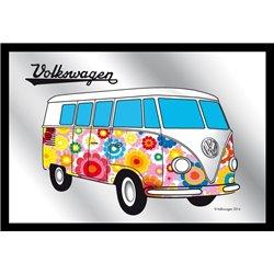 Mirror L.447 VW Hippy Vintage