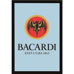 MIRROIR L.280 BACARDI