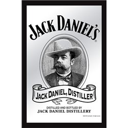 MIRROIR L.370 JACK DANIELS