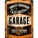 Tin Sign 30x40 Harley-Davidson Garage