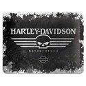 Tin Sign 15x20 Harley Davidson