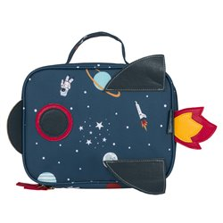 Lunch Bag - Polyester - Small - Space