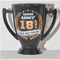 Mug Champion 18 ans
