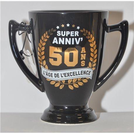 Mug Champion 50 ans