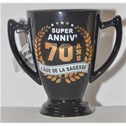 Mug Champion 70 ans