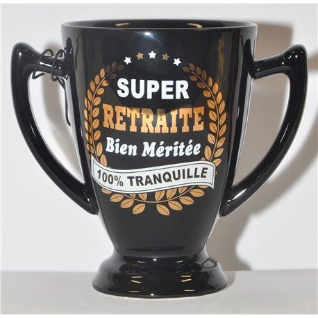 Mug Champion Retraité