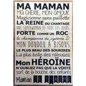 Plaque Maman