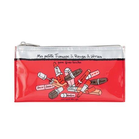 Trousse à rouges à lèvres Fines bouches
