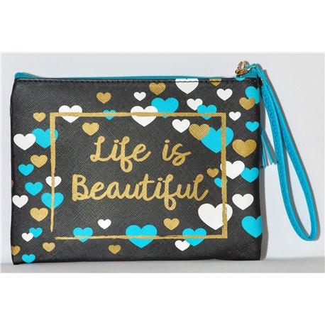 Jolie Pochette Life is Beautiful
