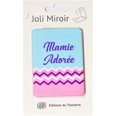 Joli Miroir Mamie Adorée