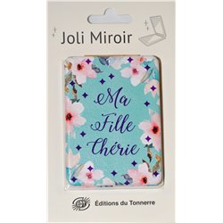 Joli Miroir Fille Chérie