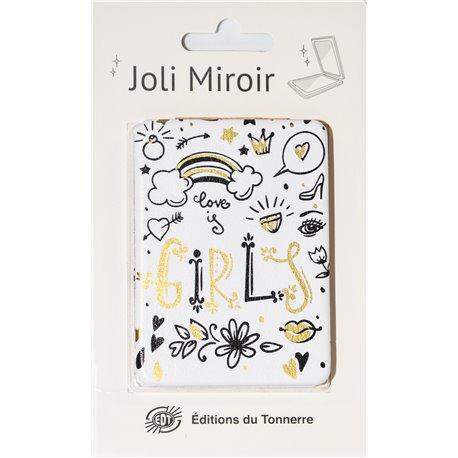 Joli Miroir Sexy Girl
