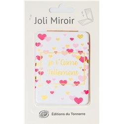 Joli Miroir Je t'aime Tellement