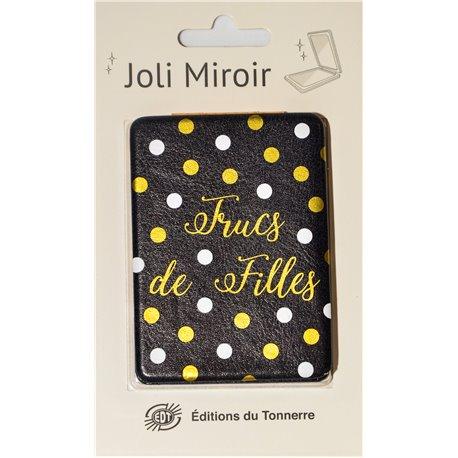 Joli Miroir Trucs de Fille