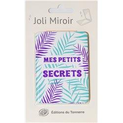 Joli Miroir Petit Secret