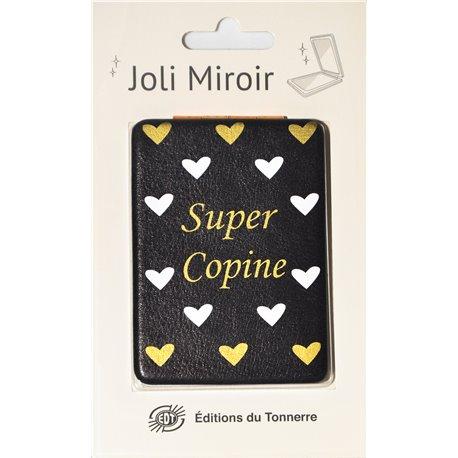 Joli Miroir Super Copine