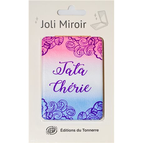 Joli Miroir Tata Chérie