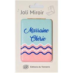Joli Miroir Marraine Chérie