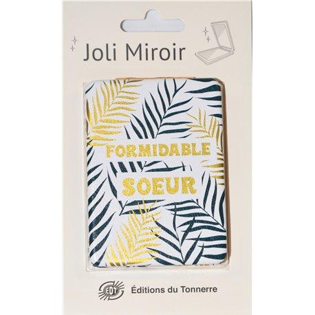 Joli Miroir Soeur