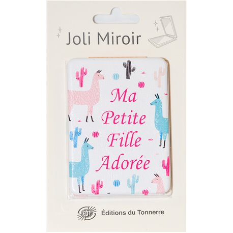 Joli Miroir Petite Fille