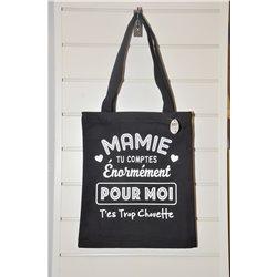 Sac GM Mamie Noir