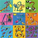 REPU051 - CARTE PUZZLE