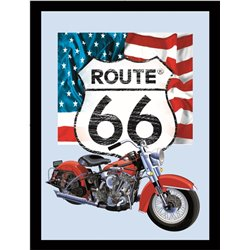 MIRROIR L.347 ROUTE 66