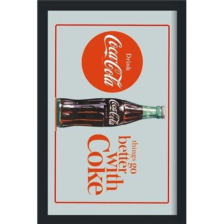 Mirror L.233 Coca Cola