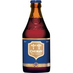 CHIMAY TRAPPISTE BLEUE 9° VC 33CL