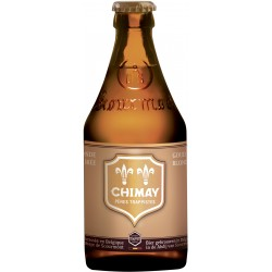CHIMAY TRAPPISTE DOREE 4,8° VC 33CL