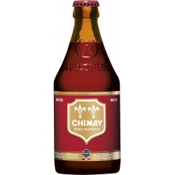 CHIMAY TRAPPISTE ROUGE 7° VC 33CL