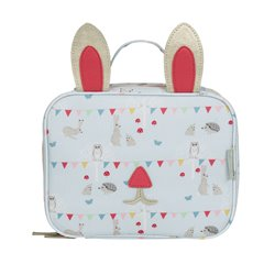 Lunch Bag (small) - Woodland Party