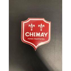 Autocollant Chimay (Petit)