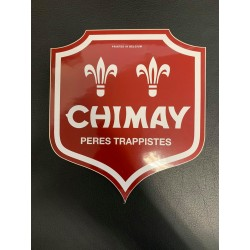 Autocollant Chimay (Grand)