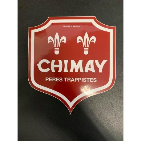Autocollant Chimay (Grand)
