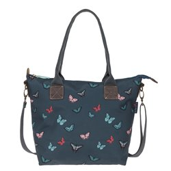 Oundle Bag - Polyester - Mini - Butterflies