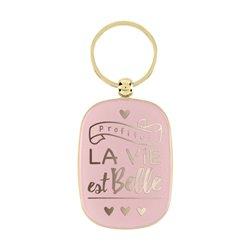 Porte-clés OPAT La vie est belle
